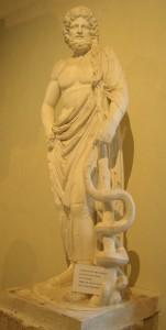 Asclepio ofiuco
