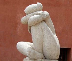 Volti scultura