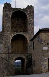 ~*~Toscana-Monteriggioni- Il Pozzo, L´inferno ed i Cavalieri~*~
