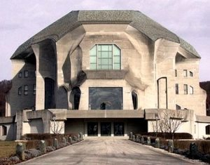 ~*~Svizzera: Dornach – Il Goetheanum: Edificio con cervello & cuore~*~